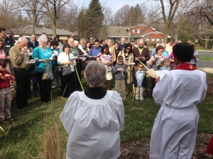 Palm Sunday at CHN